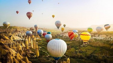 Kapadokya Balon Turu ve Fiyatları / Nevşehir