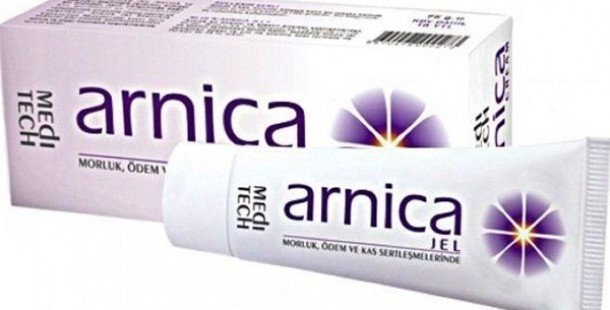 Arnica Krem Nedir, Kullanımı ve Faydaları