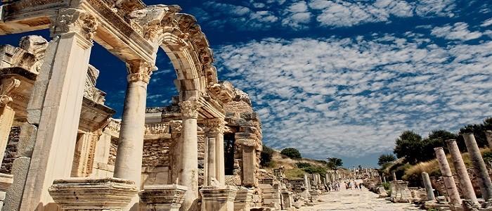 Efes Antik Kenti Nerede, Nasıl Gidilir, Hakkında Kısa ...