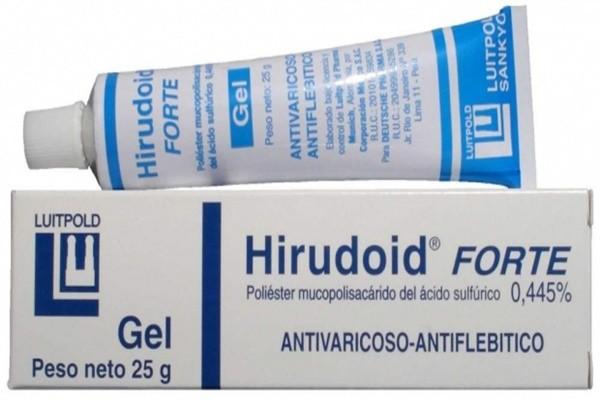 Hirudoid Forte Jel