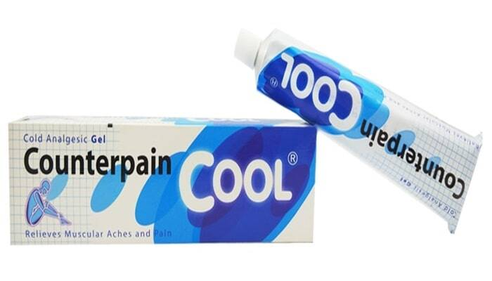 Counterpain Cool Aneljezik Krem