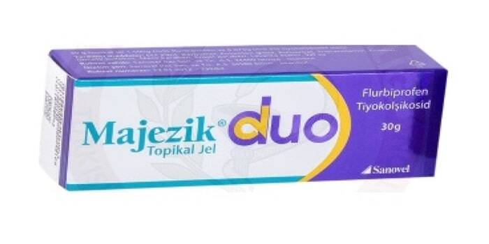 Majezik Duo Topikal Jel